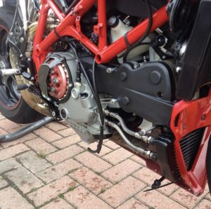 Motorcycle detailing & winter protection Havant, Emsworth
