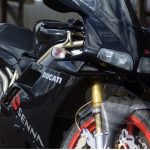 mono motorcycles & vehicle security completes the Ducati 916 Senna 3 (SN 197)