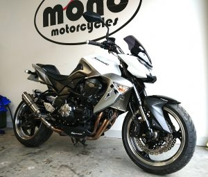 Following a full machine detail & ACF50 treatment, the Z1000 was road tested & returned to the customer gleaming.
