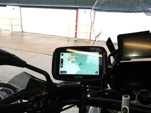 Both HP's were with us for some additional add on's: SAT NAV, USB charger & lighting upgrades.